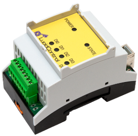USB Digital Input Module with 4 Channels